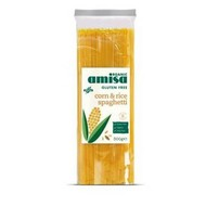 Amisa Rijst & mais spaghetti biologisch