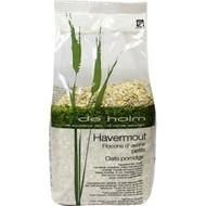 De halm Havermout biologisch