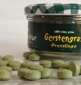 Gerstengras Presslinge 100g