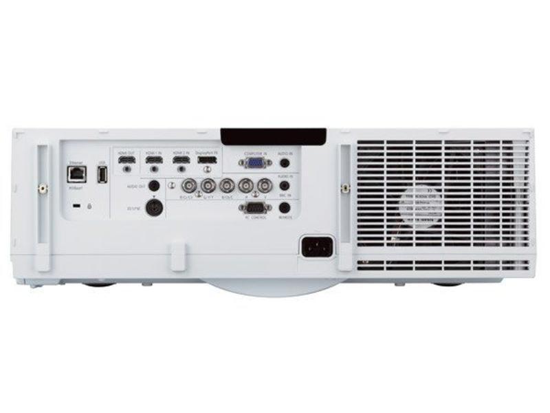 NEC NEC PA672W 6700ANSI lumens 3LCD WXGA (1280x800) 3D Desktop Wit