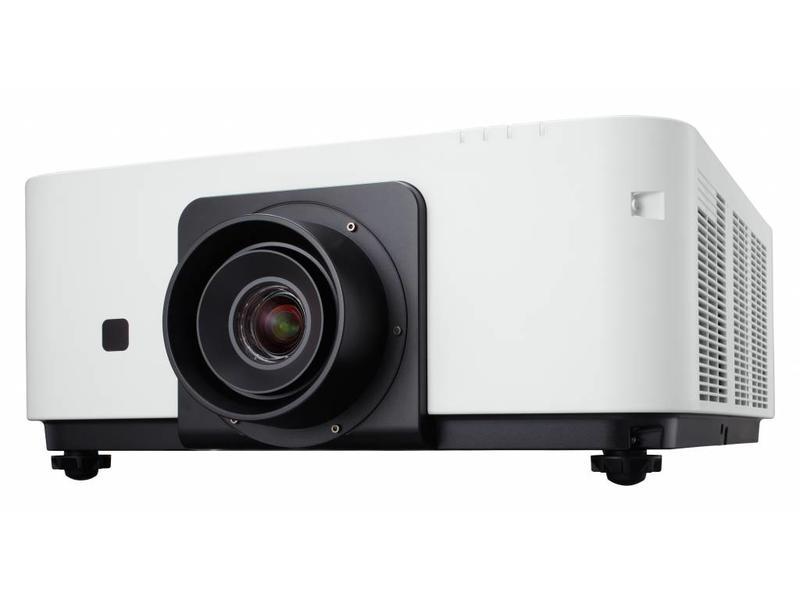 NEC NEC PX602UL 6000ANSI lumens DLP WUXGA (1920x1200) 3D Desktop Wit