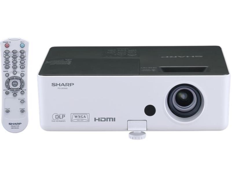 Sharp PG-LW3000 beamer/projector