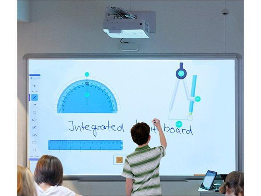 Interactief whiteboard voor UM301Wi