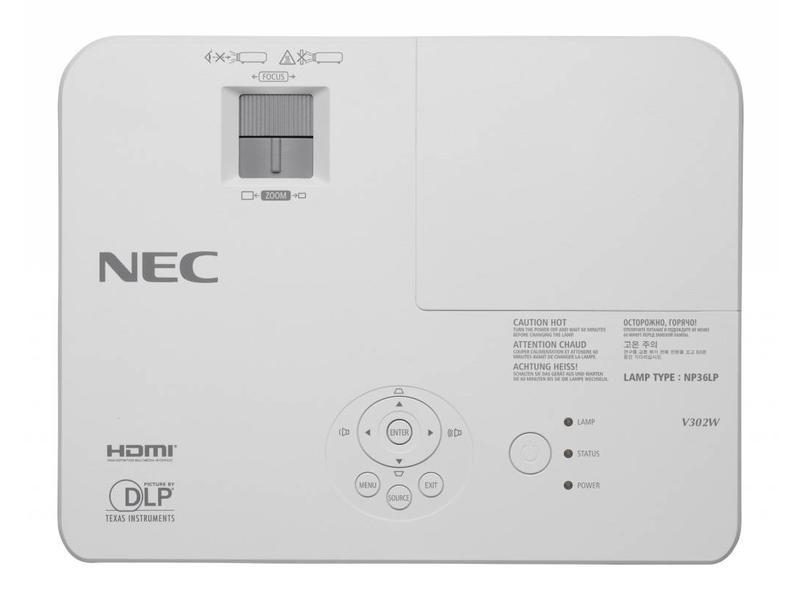 NEC NEC V302X