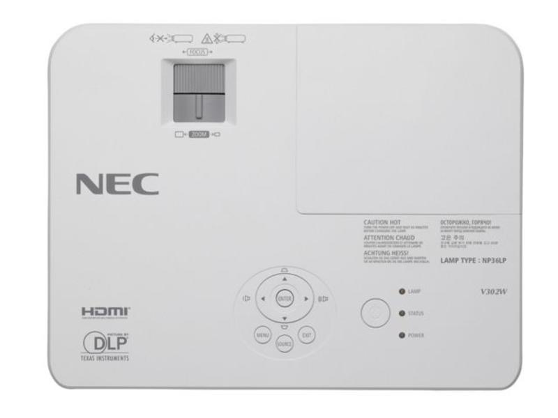 NEC NEC V332W