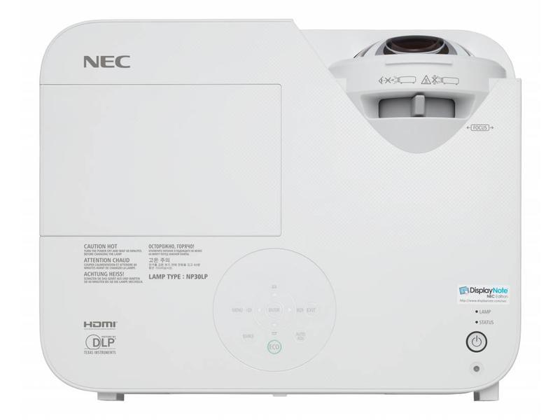 NEC NEC M353WS
