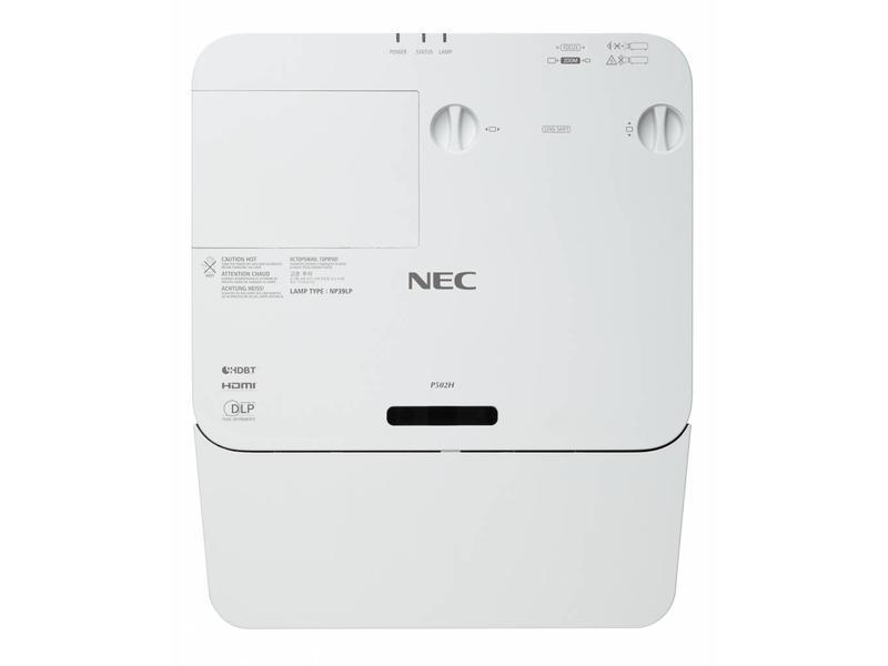NEC NEC P502W