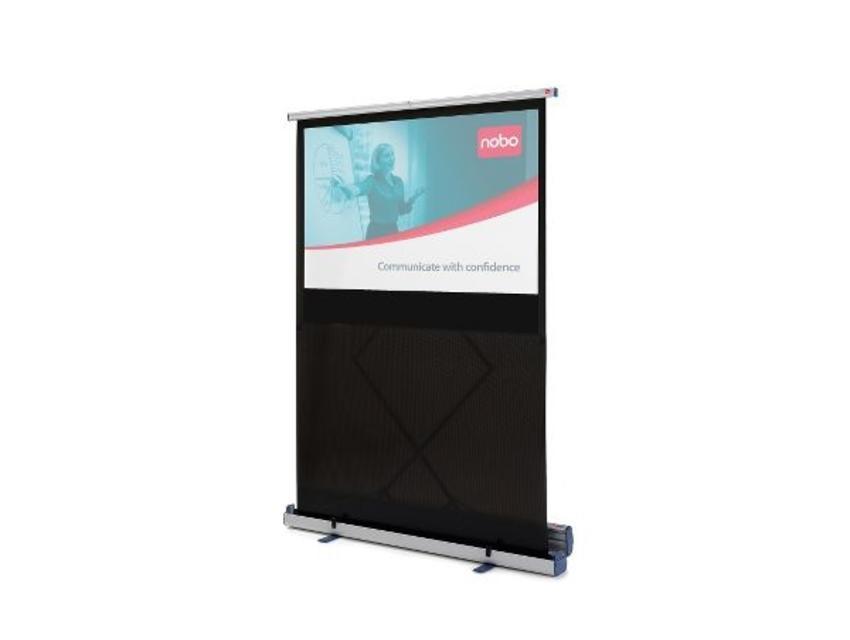 Nobo Draagbaar Projectiescherm Vloermodel 1600x1000mm
