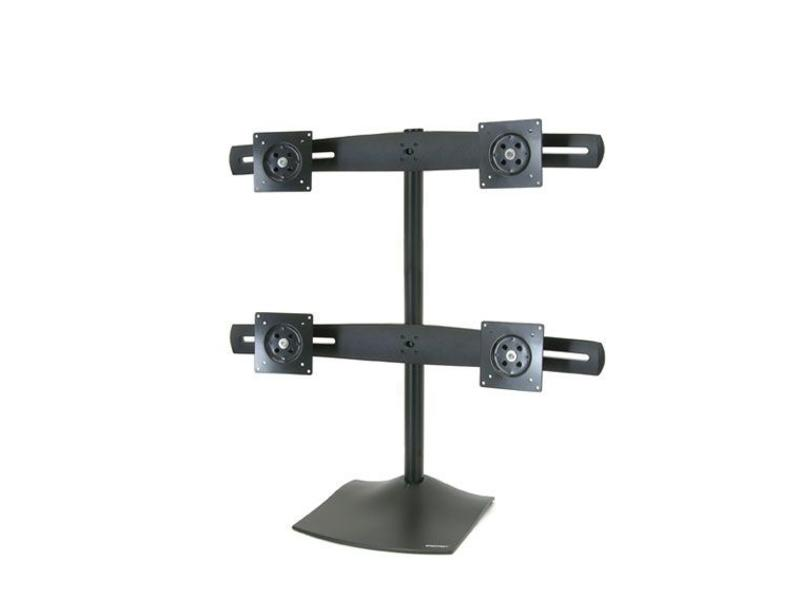 Ergotron Ergotron DS Series DS100 Quad Monitor Desk Stand