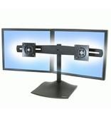 Ergotron Ergotron DS Series DS100 Dual Monitor Desk Stand, Horizontal