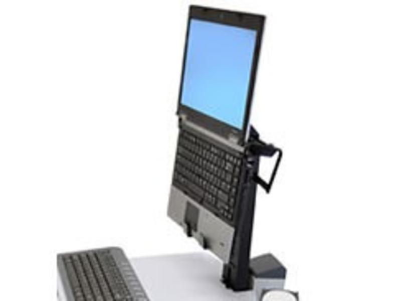 Ergotron Ergotron NF Cart Vertical Laptop Kit