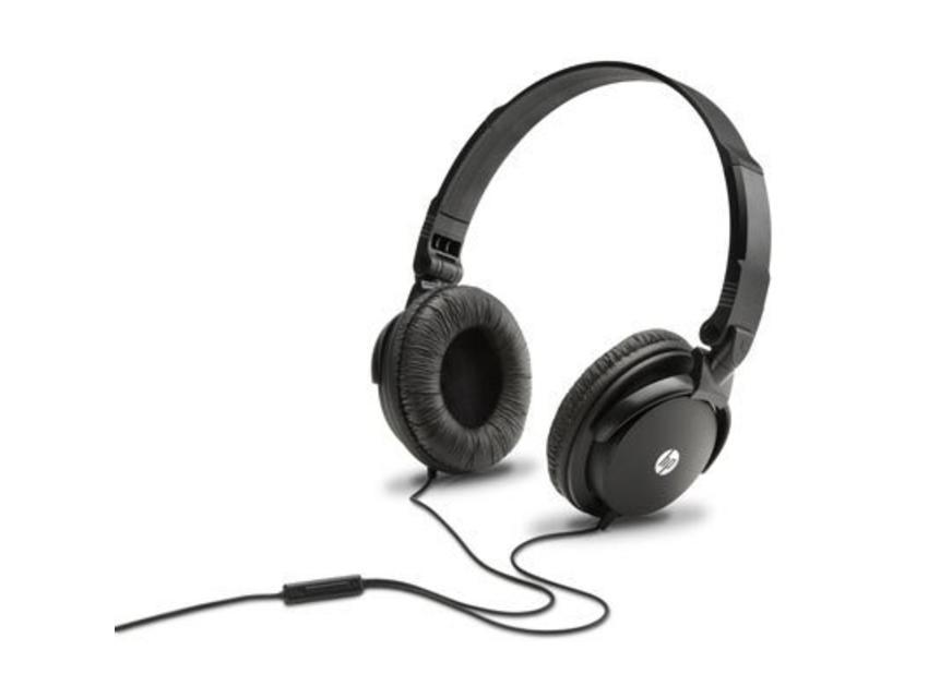 HP H2500 Stereofonisch Hoofdband Zwart hoofdtelefoon