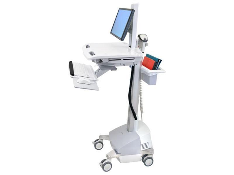 Ergotron Ergotron StyleView EMR Cart with LCD Pivot, SLA Powered