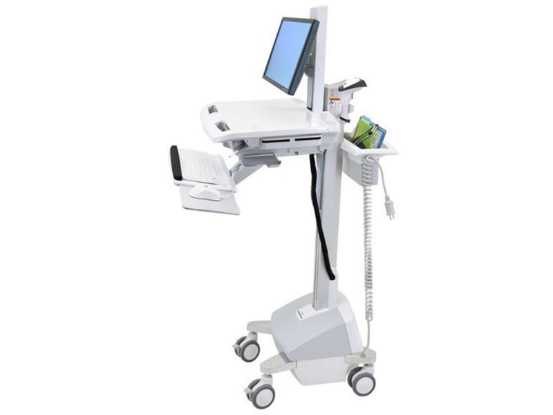 Ergotron Ergotron StyleView EMR Cart with LCD Pivot, LiFe Powered, EU