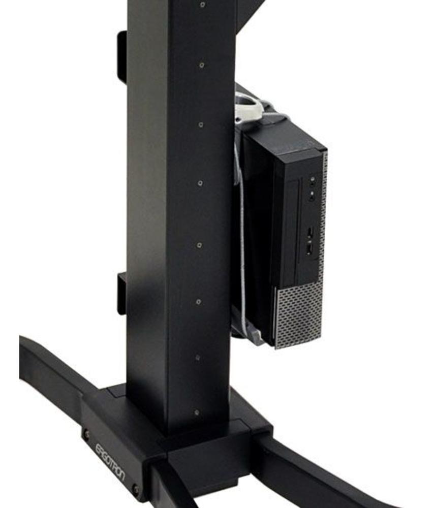 Ergotron WorkFit-PD CPU Holder Kit