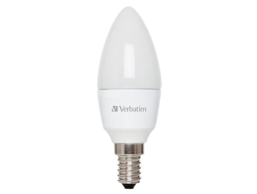 Verbatim Candle Frosted E14 4.5W
