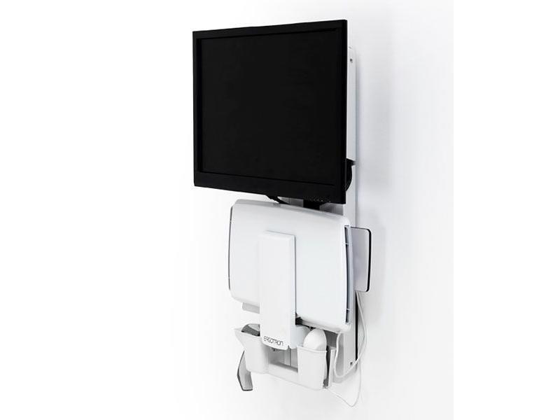 Ergotron Ergotron 61-080-062 flat panel muur steun