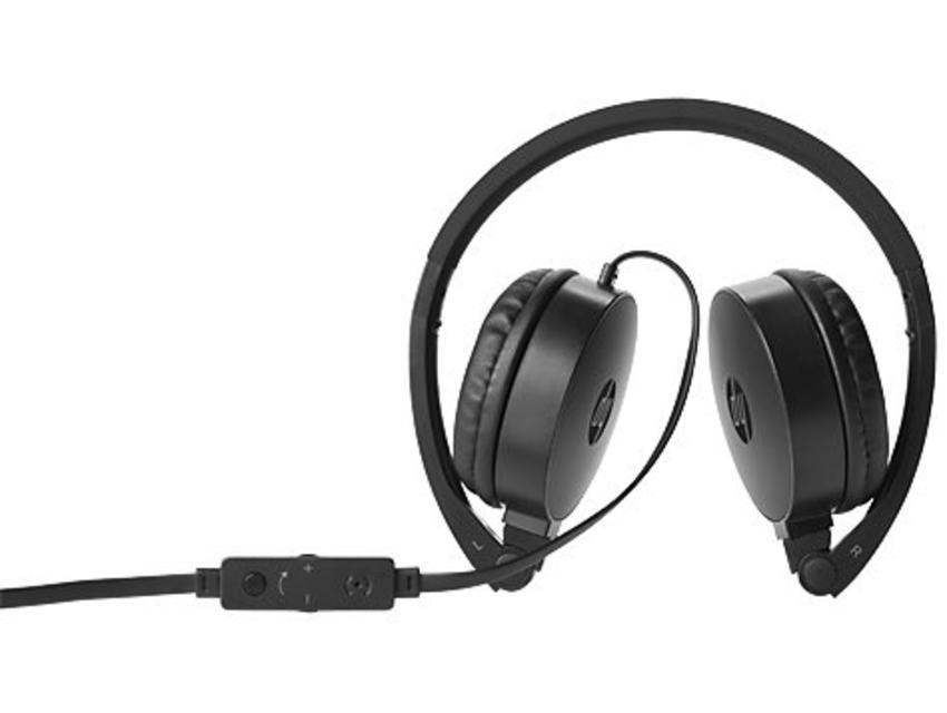 HP H2800 Stereofonisch Hoofdband Zwart hoofdtelefoon
