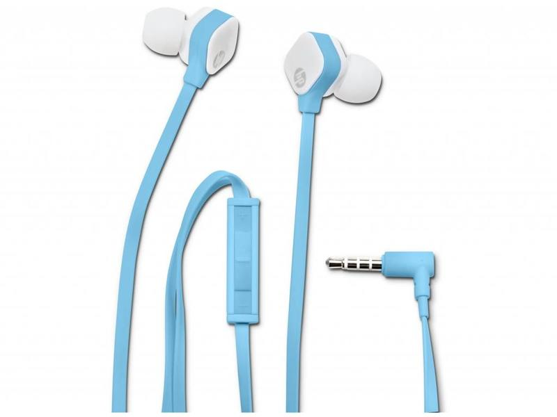 HP HP H2310 Blue In-ear Headset