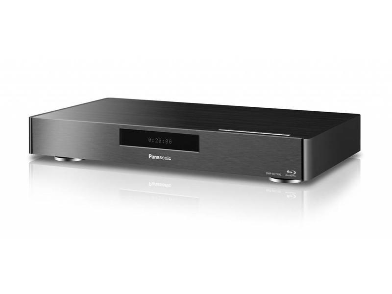 Panasonic Panasonic DMP-BDT700 Blu-Ray speler/recorder