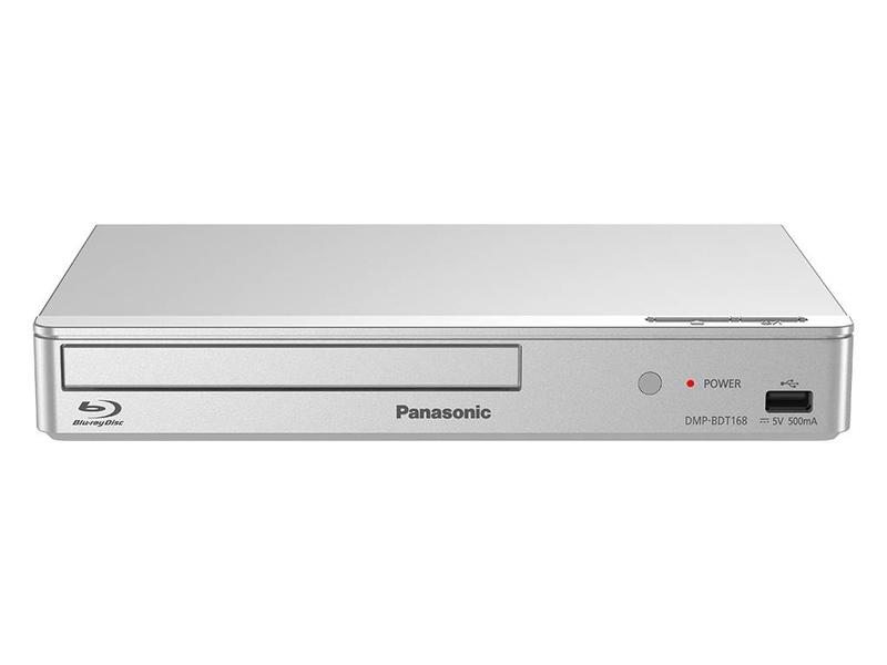 Panasonic Panasonic DMP-BDT168EG Blu-Ray speler/recorder