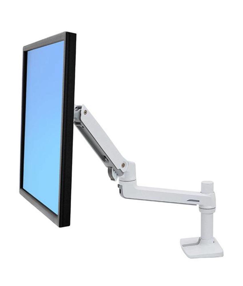 """Ergotron LX Series 45-490-216 32"""" Wit flat panel bureau steun"""