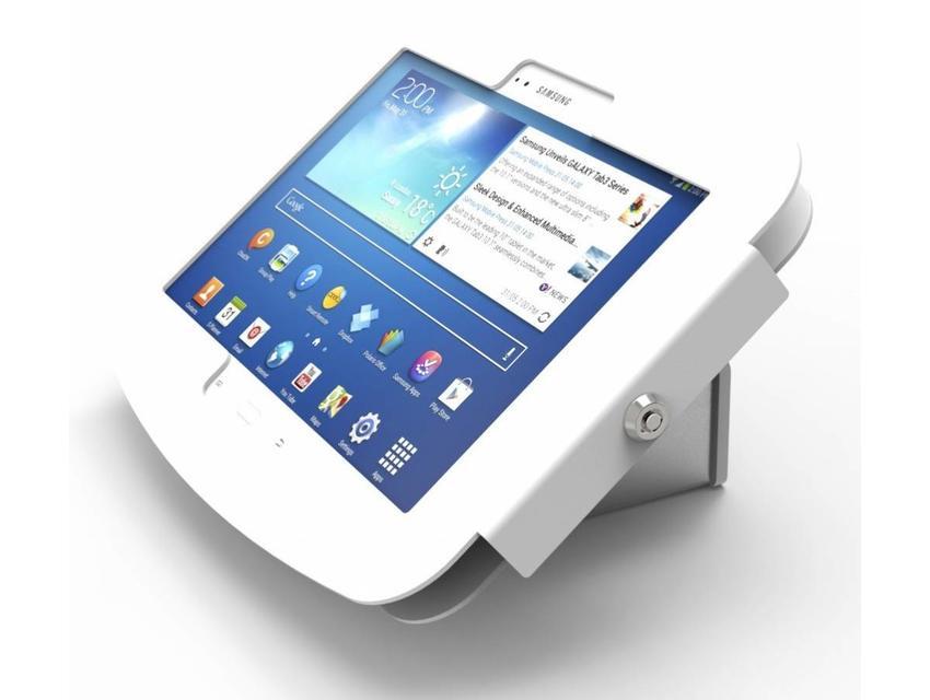 Compulocks Galaxy Flip Kiosk Fits Galaxy 10.1 Wit houder