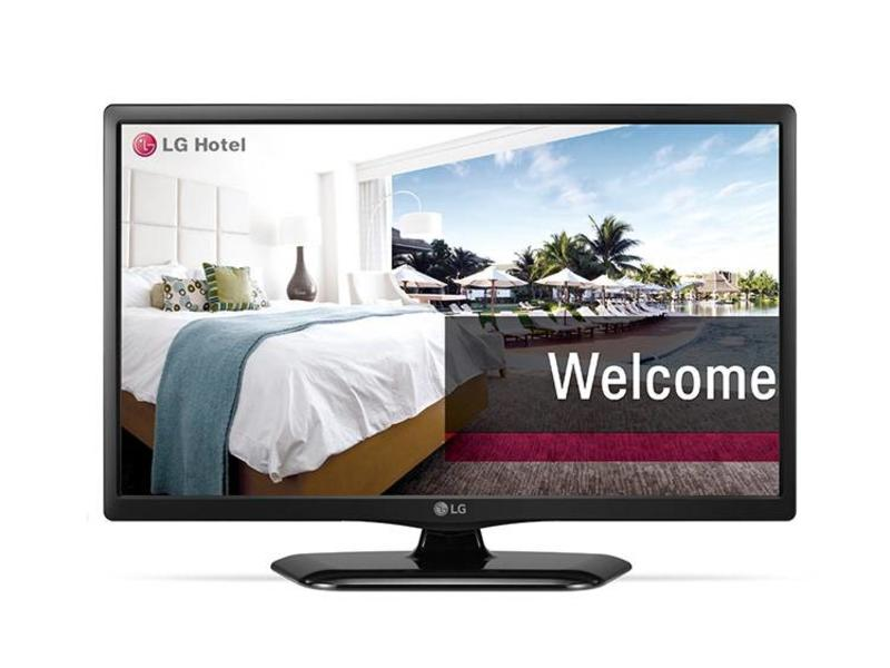 "LG LG 22LX320C 22"" HD-ready Black LED TV"