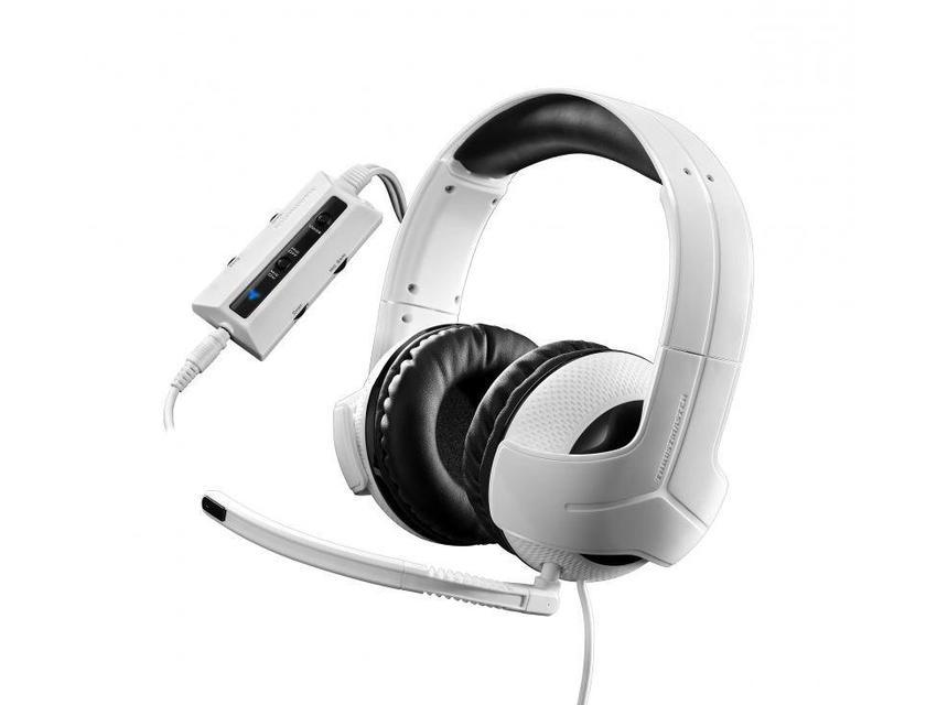 Thrustmaster Y-300CPX Stereofonisch Hoofdband Wit hoofdtelefoon