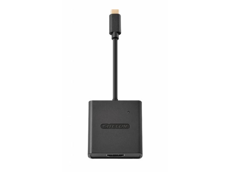 Omvormer USB C - HDMI Zwart