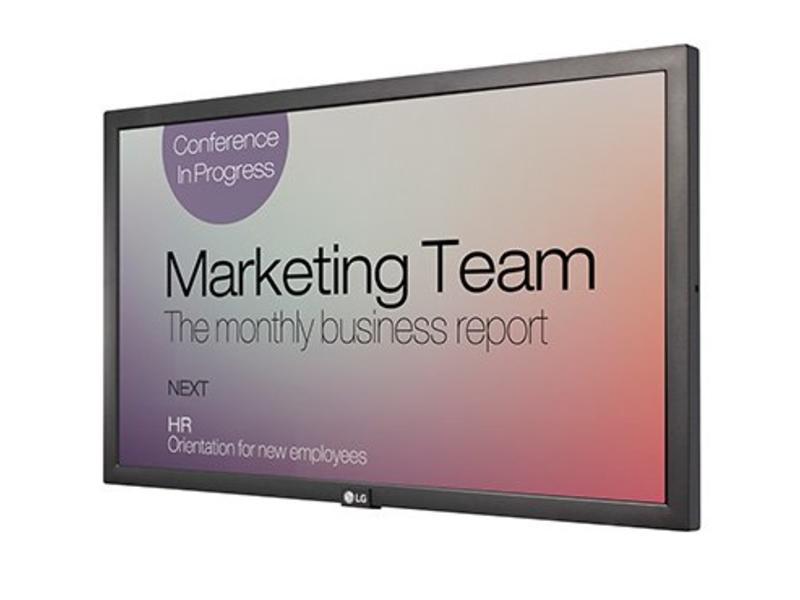 """LG LG 22SM3B 21.5"""" LCD Full HD Wi-Fi Zwart public display"""