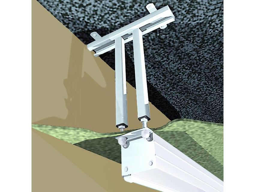 Projecta plafondbeugel FlexScreen 20 cm