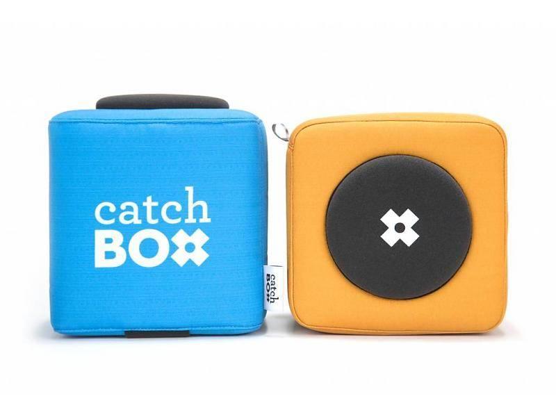 Catchbox Catchbox Pro Blauw huur