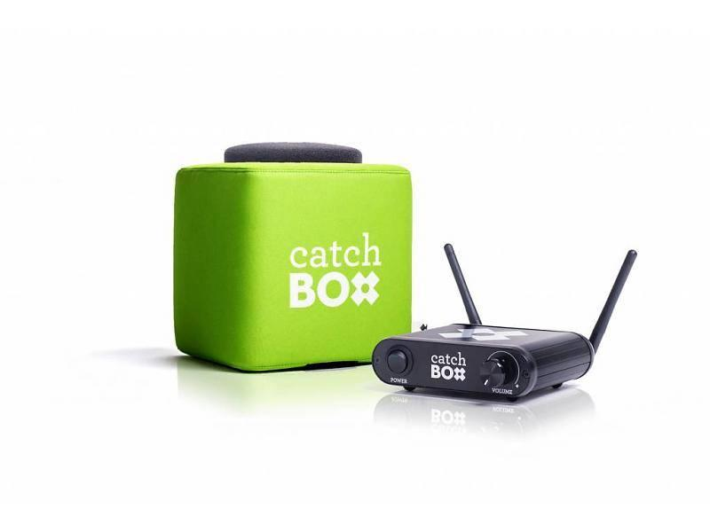 Catchbox Catchbox Lite Groen huur
