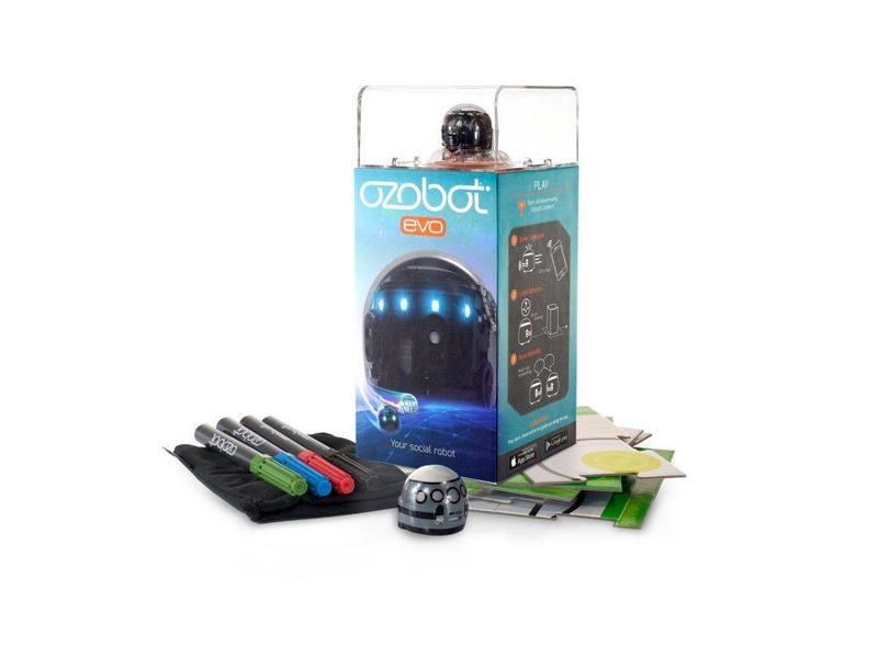 Ozobot Ozobot Evo Titanium Black
