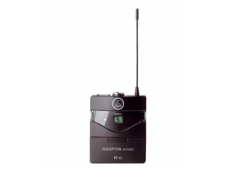 AKG AKG WMS45 draadloze geluidset verhuur