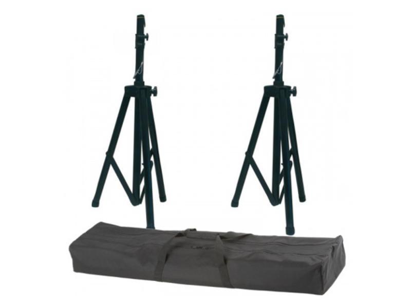 Innox Speakerstandkit met draagtas (2 stuks) huren