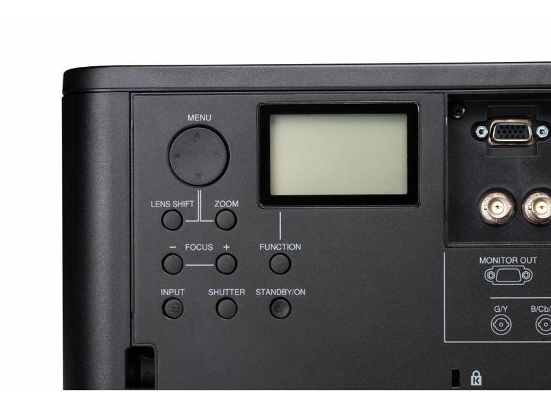 Hitachi Hitachi CP-X9110 (zonder lens)