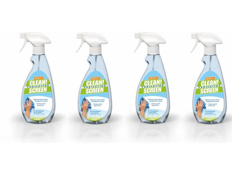 Mighty Brighty Mighty Brighty Clean! 4 stuks