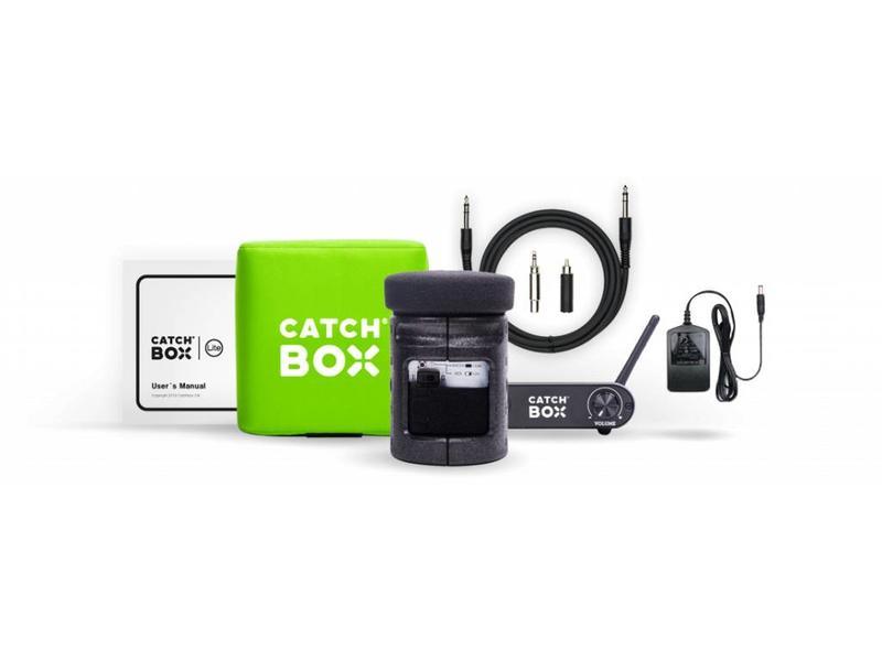 Catchbox Catchbox Lite Blauw