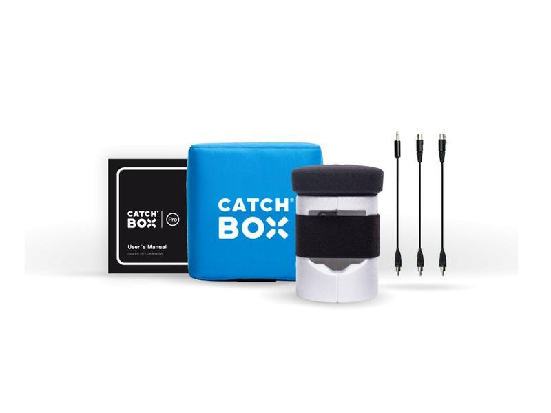 Catchbox Catchbox Pro Groen huur