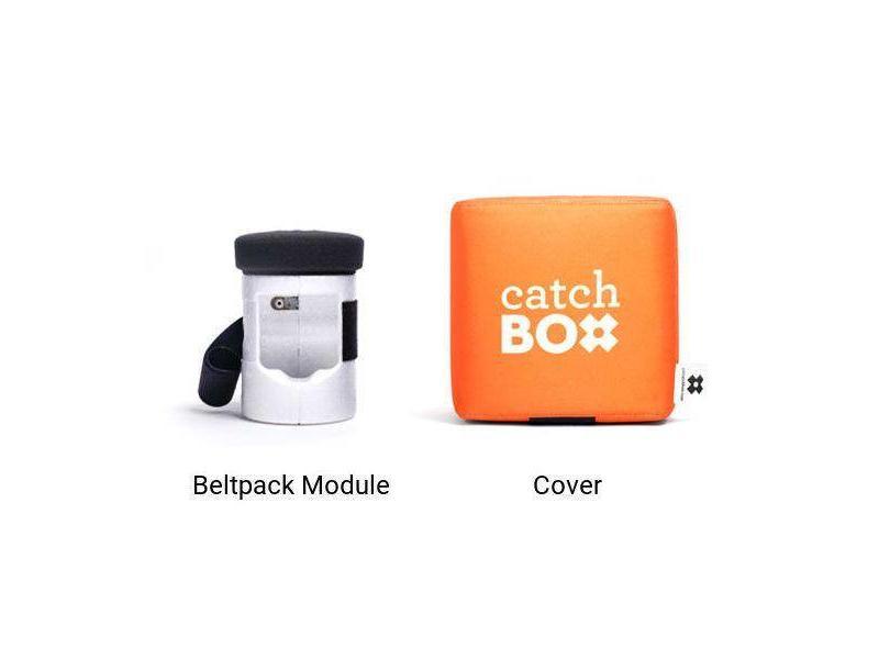 Catchbox Catchbox Pro Oranje huur