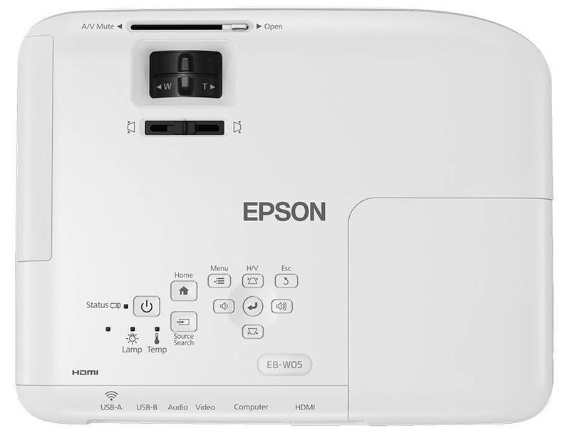 Epson Epson EB-W05 beamer
