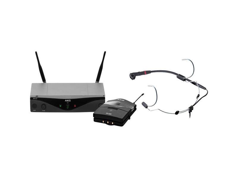 AKG AKG WMS420 Headset (Band A: 530 - 560MHz)
