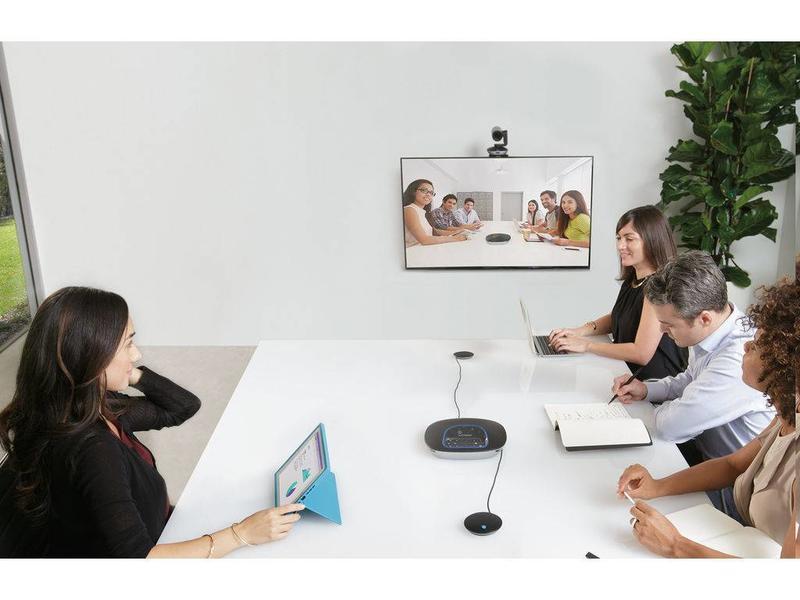 Logitech Logitech Group uitbreiding set microfoons