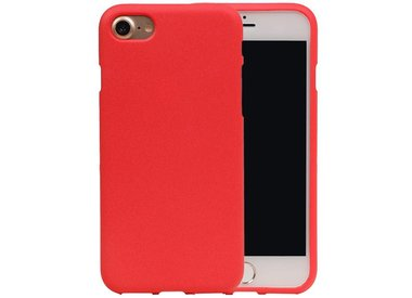 iPhone 5c TPU & Siliconen & Glas