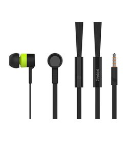 Magic Month Stereo Headset Oordopjes met microfoon - Groen