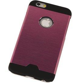 Lichte Aluminium Hardcase voor iPhone 4 Roze