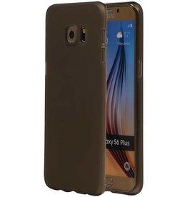 TPU Hoesje voor Galaxy S6 Edge Plus G928F Grijs