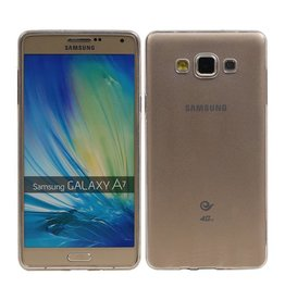 Transparent TPU Hoesje voor Galaxy A7 Ultra-thin